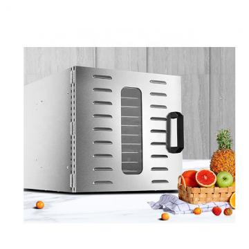 Large Capacity Low Temperature Energy Saving Fruit Vetetable Microwave Vacuum Tray Oven Dryer