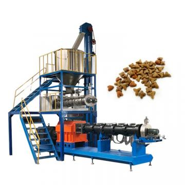 Jinan Pet Food Animal Feed Fish Feed Production Line Made in China with Ce