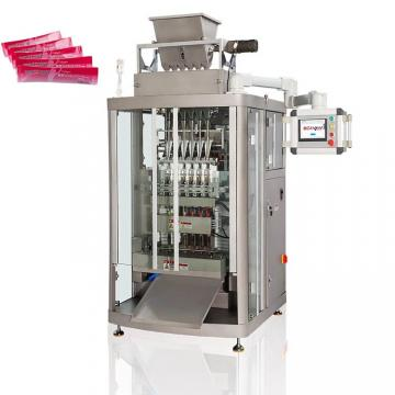 High Quality Standard Stick Pack Filling Packaging Machine with Back Side Seal/3 Side Seal/4 Side Seal Bag Type