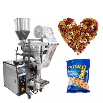 Fig Dried Nut Fruit Vegetable Popcorn Puffed Food Packaging Packing Bagging Machine with Fully Automatic