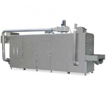 Continuous Conveyor Fruit Vegetable Drying Machine Tunnel Type Belt Dryer