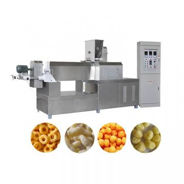 Corn Curls/Kurkure/Cheetos/Corn Grits Food Extruder Machine and Processing Line with Packing Machine